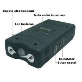 Electrosoc lanterna TW-800 - 3800 Kv