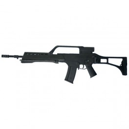 PUSCA AIRSOFT W36 LONG VERSION WARRIOR