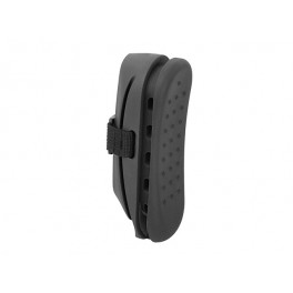 BUTT STOCK PAD FOR AK47/47S - BLACK