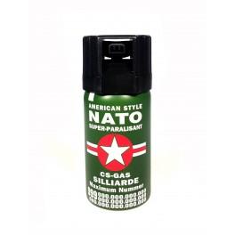 Spray paralizant NATO CS GAZ