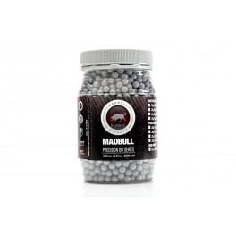 Bile teflon MadBull 0.36 grame