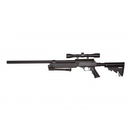 Pusca Urban Sniper 2J + luneta + bipod