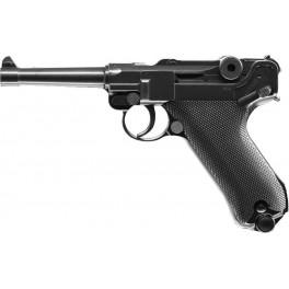 PIstol Umarex Luger P08 Parabellum CO2 full metal