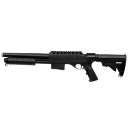 Replica airsoft shotgun M500 cu pat ajustabil