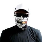 Masca GANGSTER (schi, snowboard, ATV, scuter, bicicleta)