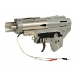 Gearbox complet V2 Hybrid - front wired