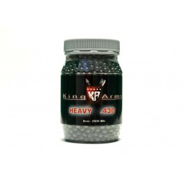 Bile teflon King Arms 0.43 grame