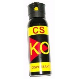 Spray paralizant - lacrimogen KO CS FOG 250
