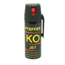 Spray paralizant - lacrimogen KO JET 50ml