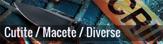 Cutite / Macete / Diverse