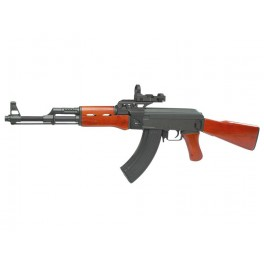 Kalashnikov AK47 Real Wood + Lemn