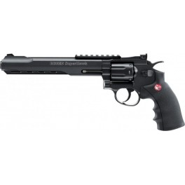 "Umarex Ruger Super Hawk 8"" Full Metal Black Co2"