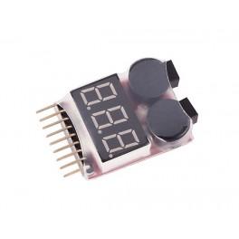 Li-Po batteries protection/meter