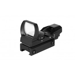 DOT SIGHT OPEN TACTICAL 4 RETICLE SIGHT