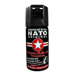 Spray autoaparare agresori si caini NATO JET PIPER