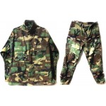 Uniforma Bdu Ranger Woodland [surplus militar]