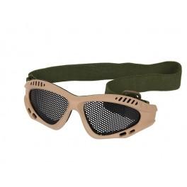 Ochelari protectie plasa TAN