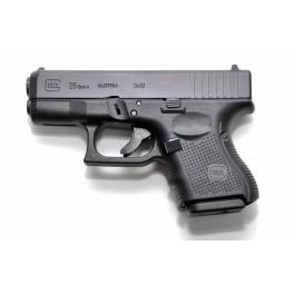 Glock 26 WE Gen. 4 full auto