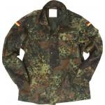 Camasa camuflaj din armata Germaniei Flecktarn