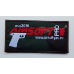 Patch Airsoft Pro Woodland