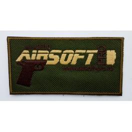 Patch Airsoft Pro Multicam