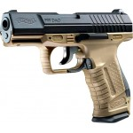 Walther P99 DAO CO2 Dual Tone Desert - RAL8000