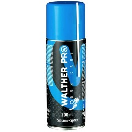 Spray ulei siliconic Walther Pro 200ml