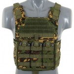 VESTA FIRST RESPONDER PLATE CARRIER RC (cu DUMMY SAPI PLATES)