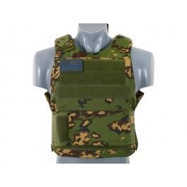 Vesta Body Armor Russian Camouflage