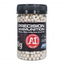 Bile Precision Ammunition 0.40 grame