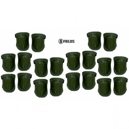 PACHET 10 seturi protectii genunchi camuflaj Olive Drab