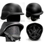 Casca protectie - SWAT Neagra